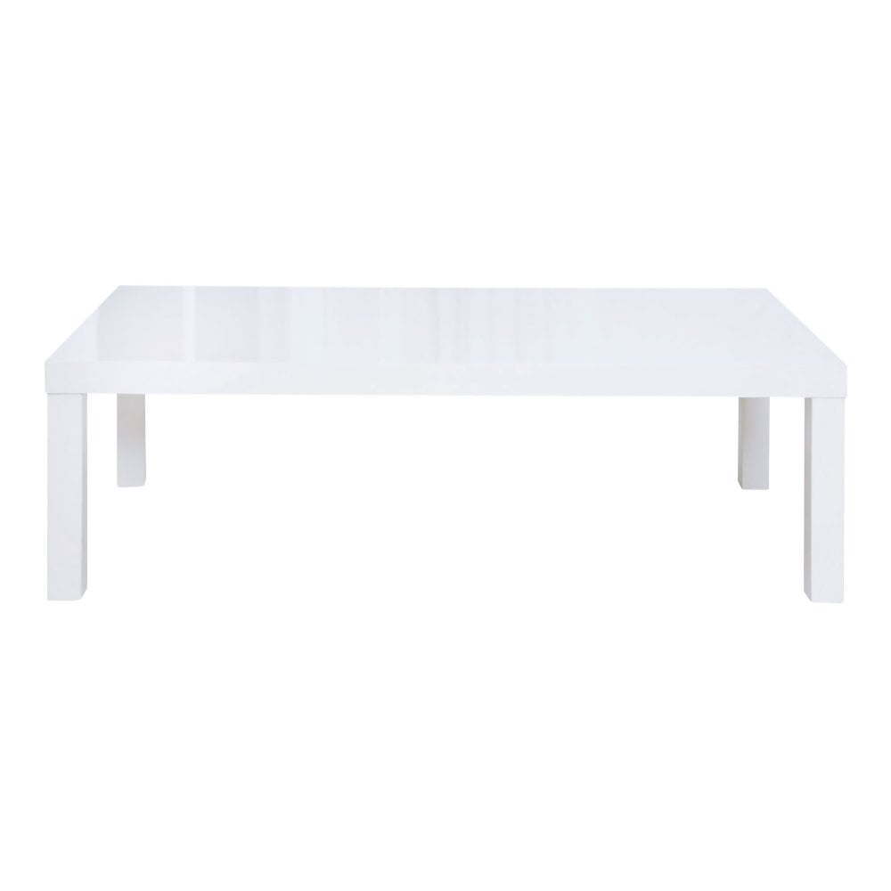 Lpd Furniture Accent White Coffee Table: LPD Furniture Puro White Coffee Table