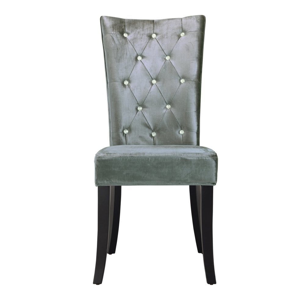 LPD Furniture Radiance Silver Velvet Dining Chair Pair  : lpd furniture radiance silver velvet dining chair pair p51330 138400image from www.leaderstores.co.uk size 1000 x 1000 jpeg 65kB
