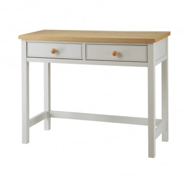 LPD Furniture St. Ives Dove Grey Dressing Table (STIVEDRESSTAB)