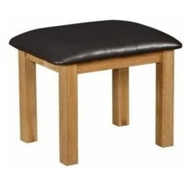 LPD Furniture Worthing White Oak Stool