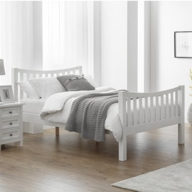 Madison Curved High End Double Bed