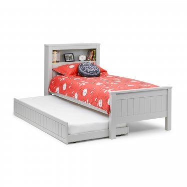 Maine Dove Grey Single Underbed Trundle