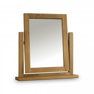 Marlborough Oak Dressing Table Mirror