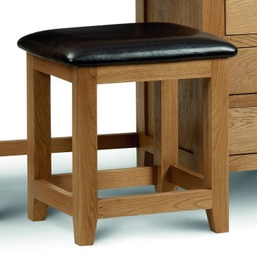 Marlborough Oak Dressing Table Stool