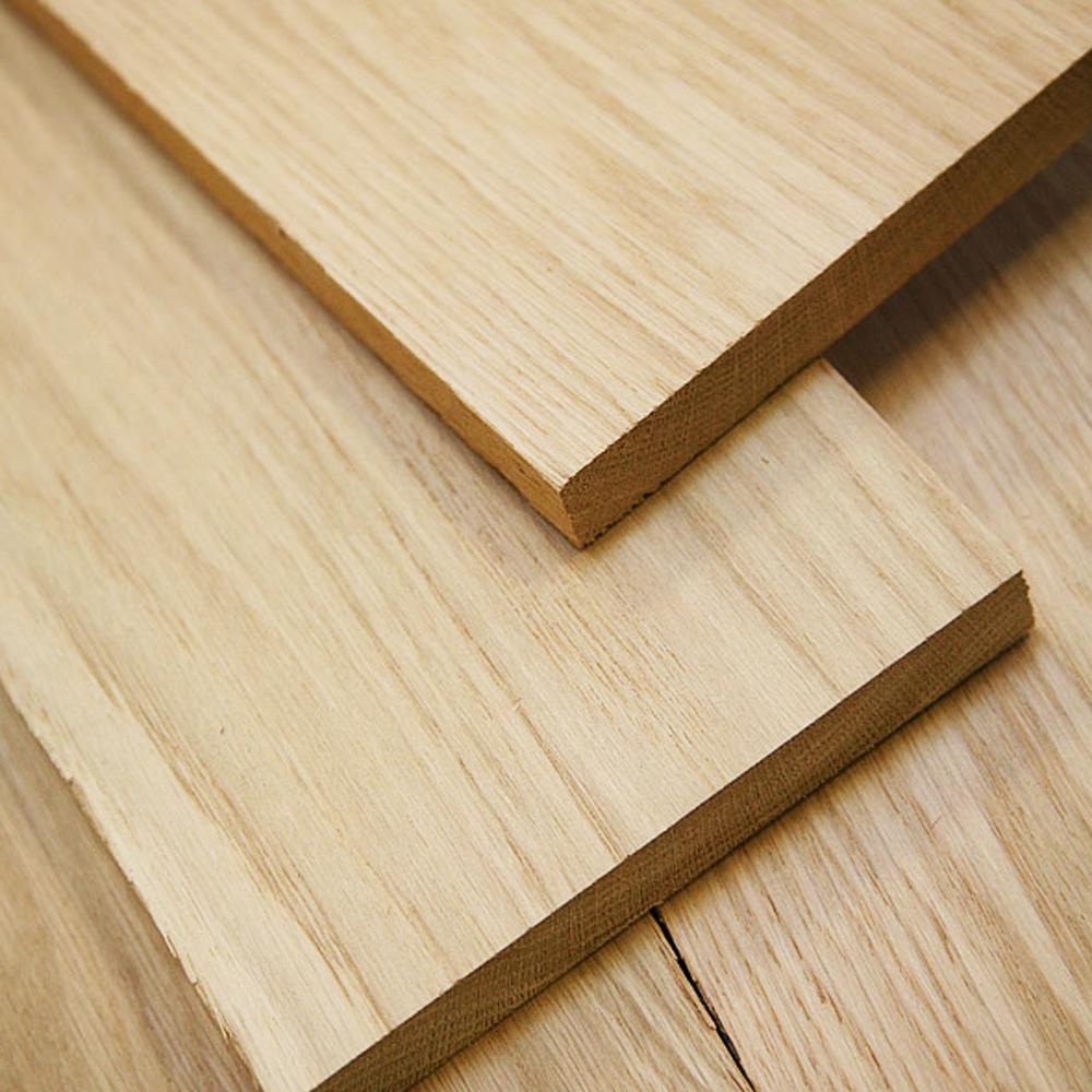 Masons Timber 19mm Solid American Red Oak Furniture Board
