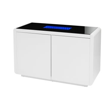 Matrix White 2 Door Sideboard