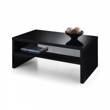 Metro Black High Gloss Coffee Table