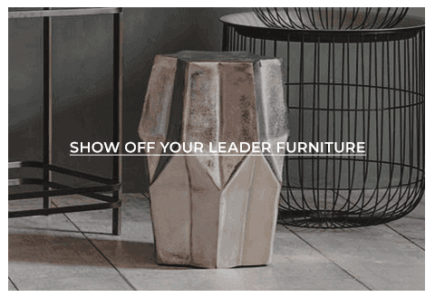Show off your Leader Furniture