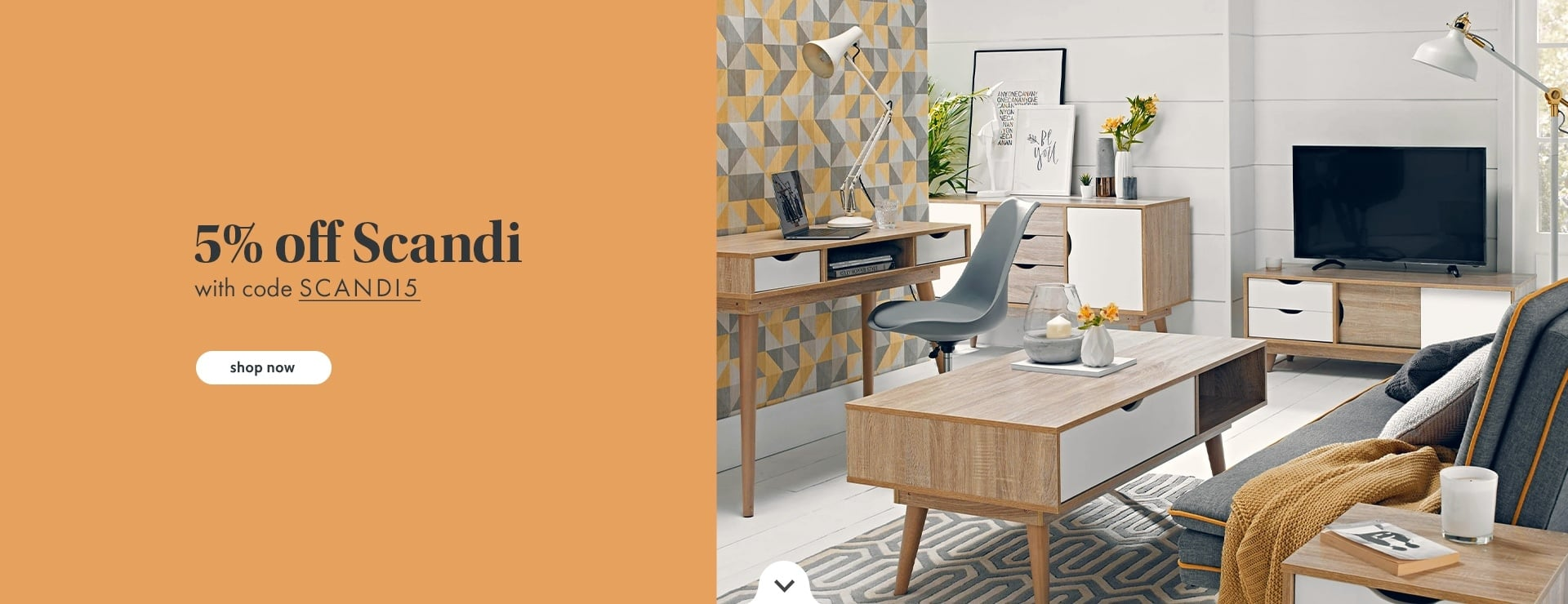 5% OFF Scandi Collection