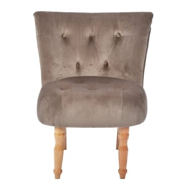 Mowbray Occasional Chair, Cappuccino
