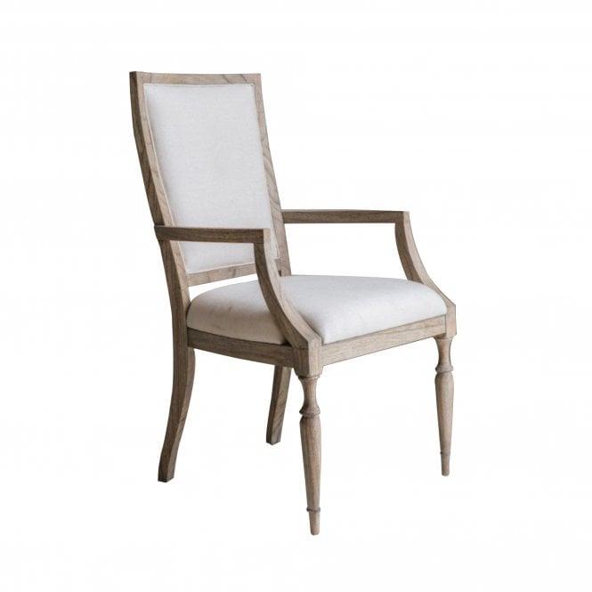 Mustique Armchair, Aged Mindy Ash
