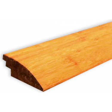 Wood+ Flooring Natural Strand Woven Bamboo Flush Reducer
