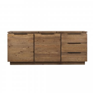New York wooden Large Sideboard