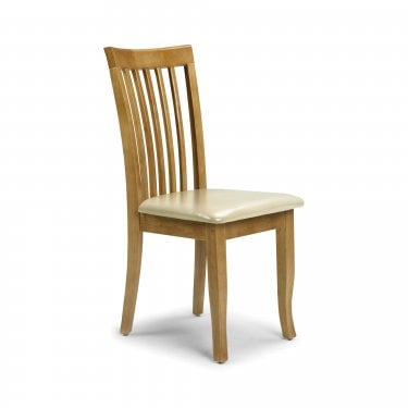 Newbury Maple & Cream Dining Chair