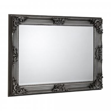 Nomad Wall Mirror, Pewter