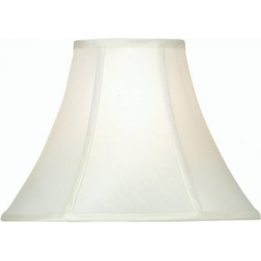 Oaks Lighting Empire Cream Silk Fabric Shade