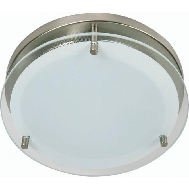Oaks lighting halo satin chrome indoor flush ceiling light 4250 sm oaks lighting halo satin chrome indoor flush ceiling light 4250 sm aloadofball Gallery
