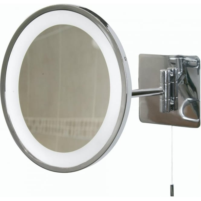 Vanity Lights For Oval Mirror : Oaks Lighting Magnifying Bathroom Mirror Light Leader Stores