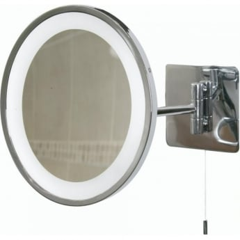 oaks lighting small bathroom light mirror leader stores. Black Bedroom Furniture Sets. Home Design Ideas