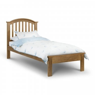 Olivia Oak Single Bed