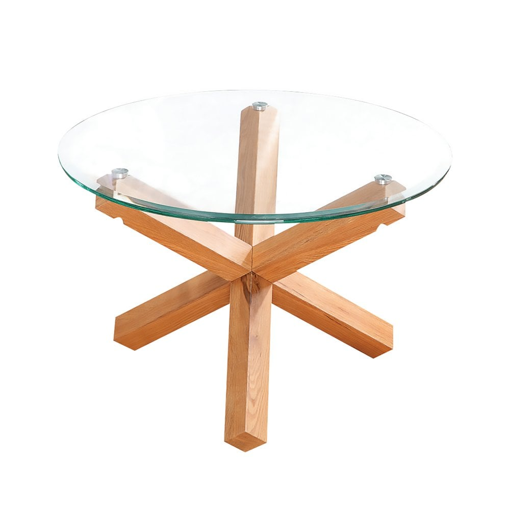 Natural Coffee Tables: LPD Furniture Oporto Natural Coffee Table