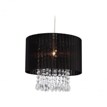 Firstlight Organza Easy-Fit Pendant Light