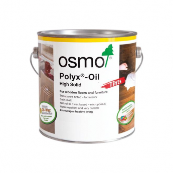 Osmo UK Polyx High Solid Tint Oil Honey
