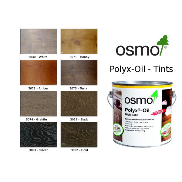 Osmo Polyx High Solid Tint Oil Honey Leader Stores