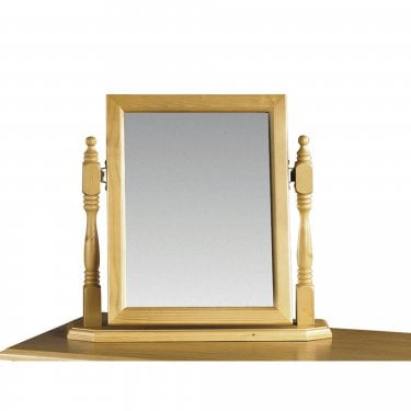 Pickwick Antique Pine Dressing Table Mirror