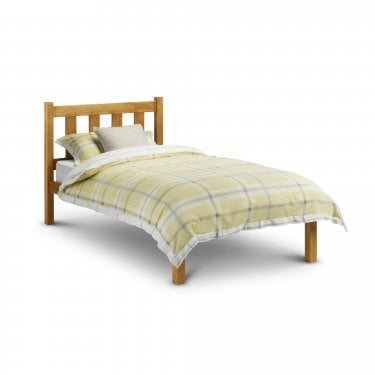 Poppy Antique Pine Single Bed