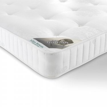 Premier Kingsize Mattress, White