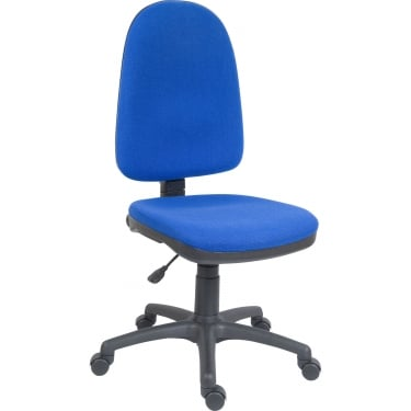 Teknik Price Blaster Blue Operator Chair (1000BL)