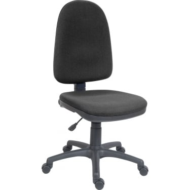 Price Blaster Charcoal Operator Chair