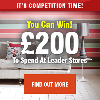 WIN! A £200 gift voucher from Leader Stores