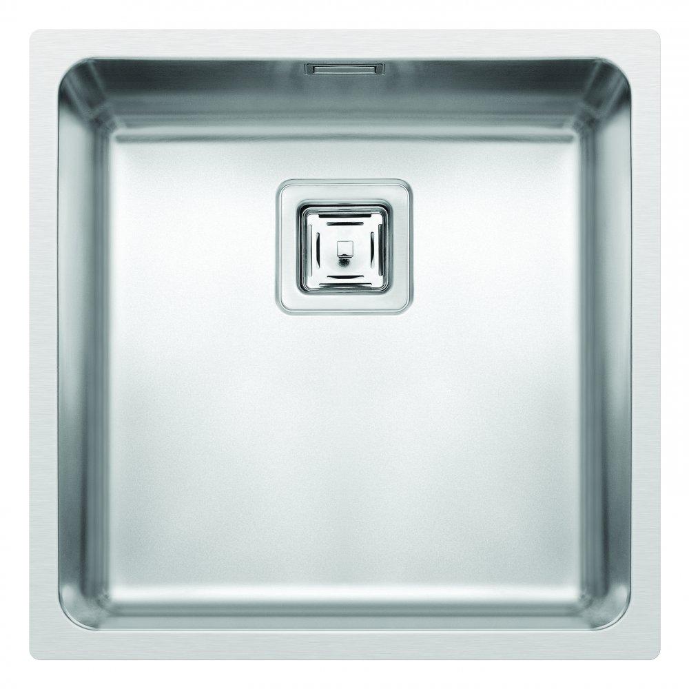 Square Undermount Sink : ... ? Sinks ? Pyramis ? Pyramis Square Lume Undermount Sink Bowl