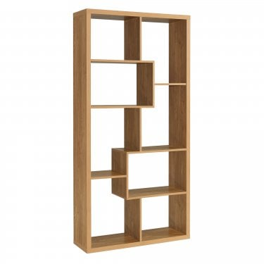 Quebec Oak Display Unit