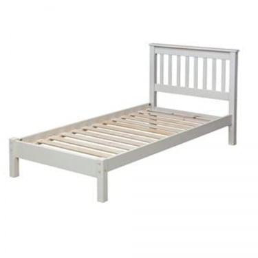 Quebec Painted Soft Cream 4'6 Bed