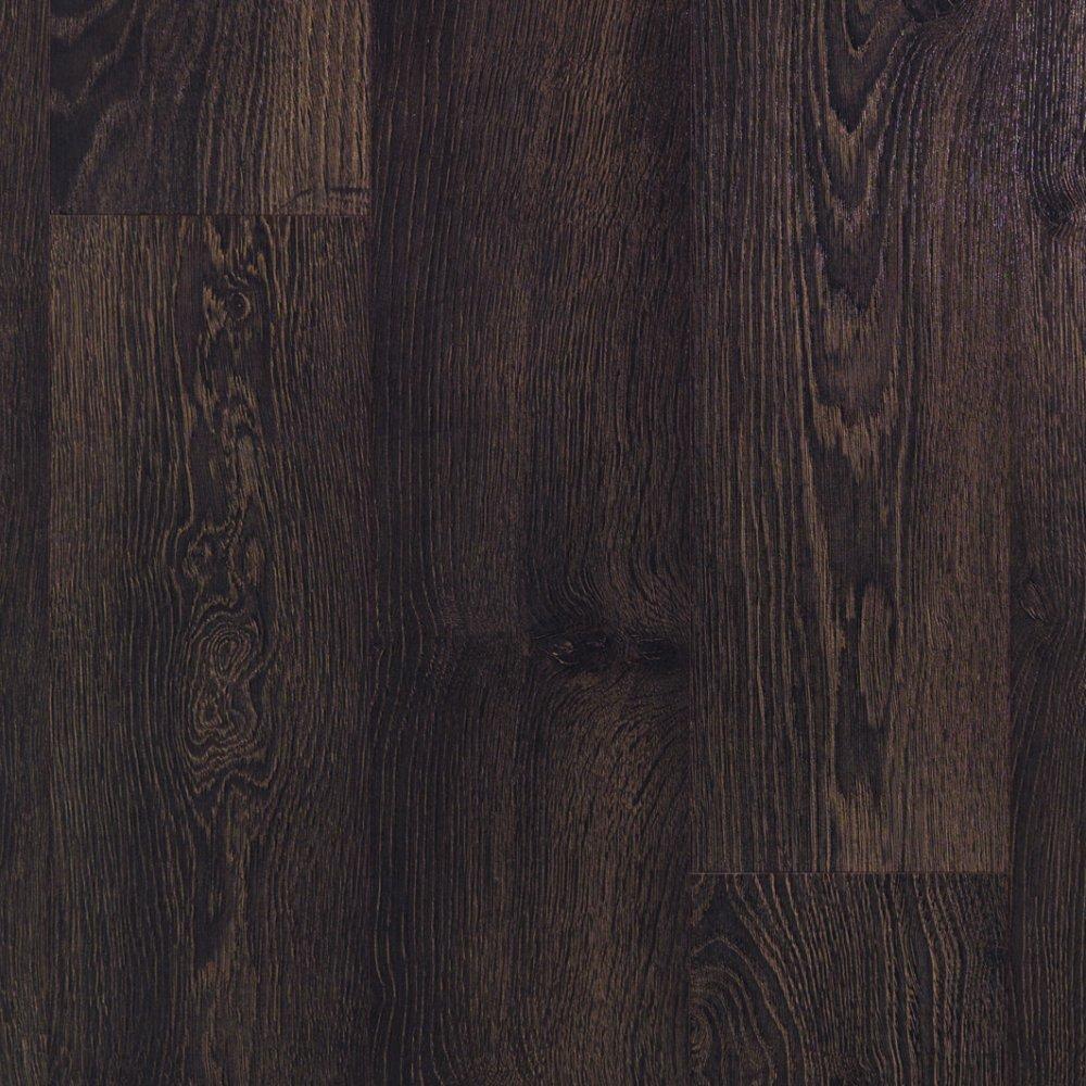 Dark laminate flooring in kitchen 2017 2018 best cars for Black hardwood flooring