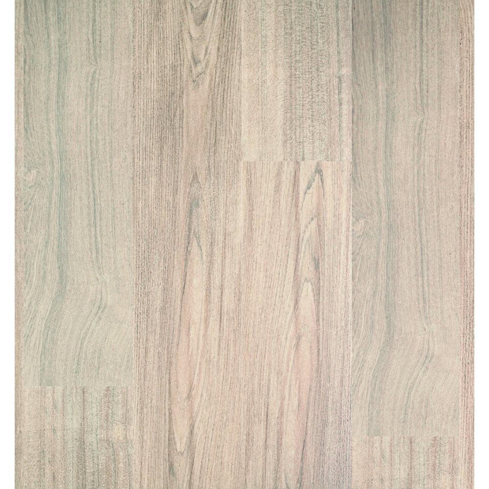 Quickstep eligna grey brushed teak laminate flooring for Teak flooring