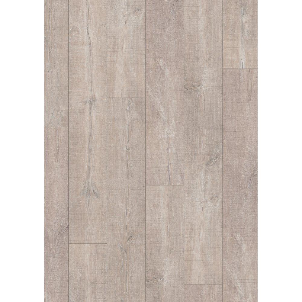 Quickstep livyn essential patina oak light grey laminate for Light grey laminate wood flooring