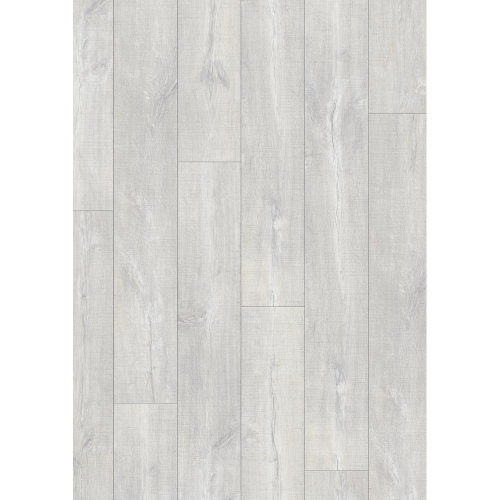 Quickstep livyn essential patina oak light white for White laminate flooring