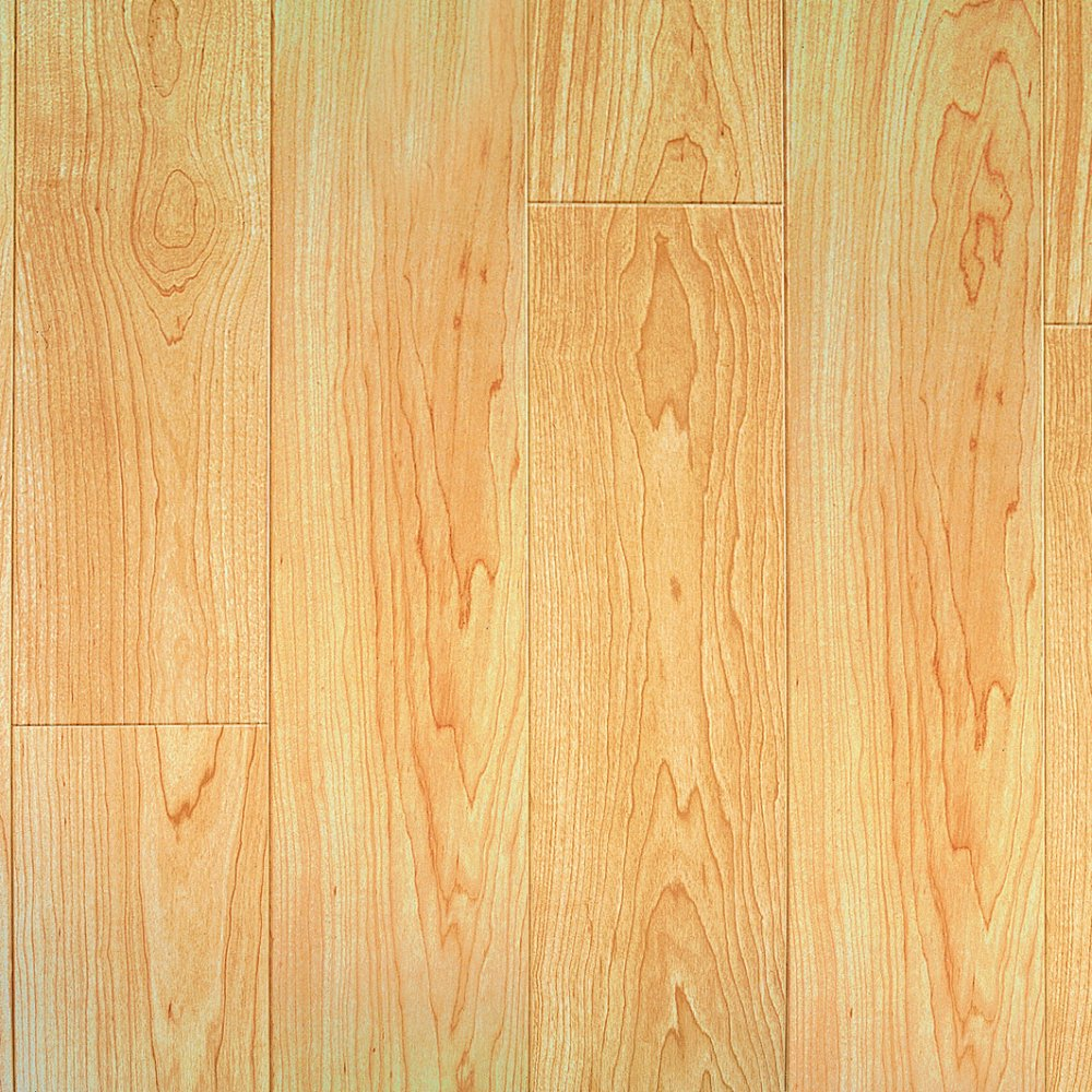 Quickstep perspective 2 way natural varnished maple for Quickstep flooring