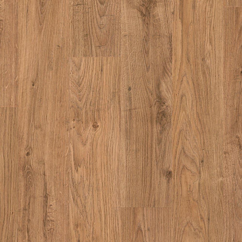 Quickstep Rustic White Oak Light Laminate Flooring