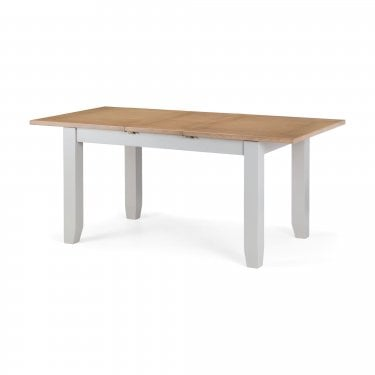Richmond Oak & Grey Extending Dining Table