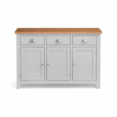 Richmond Oak & Grey Sideboard