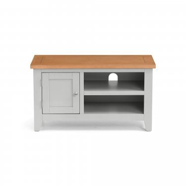 Richmond Oak & Grey TV Unit