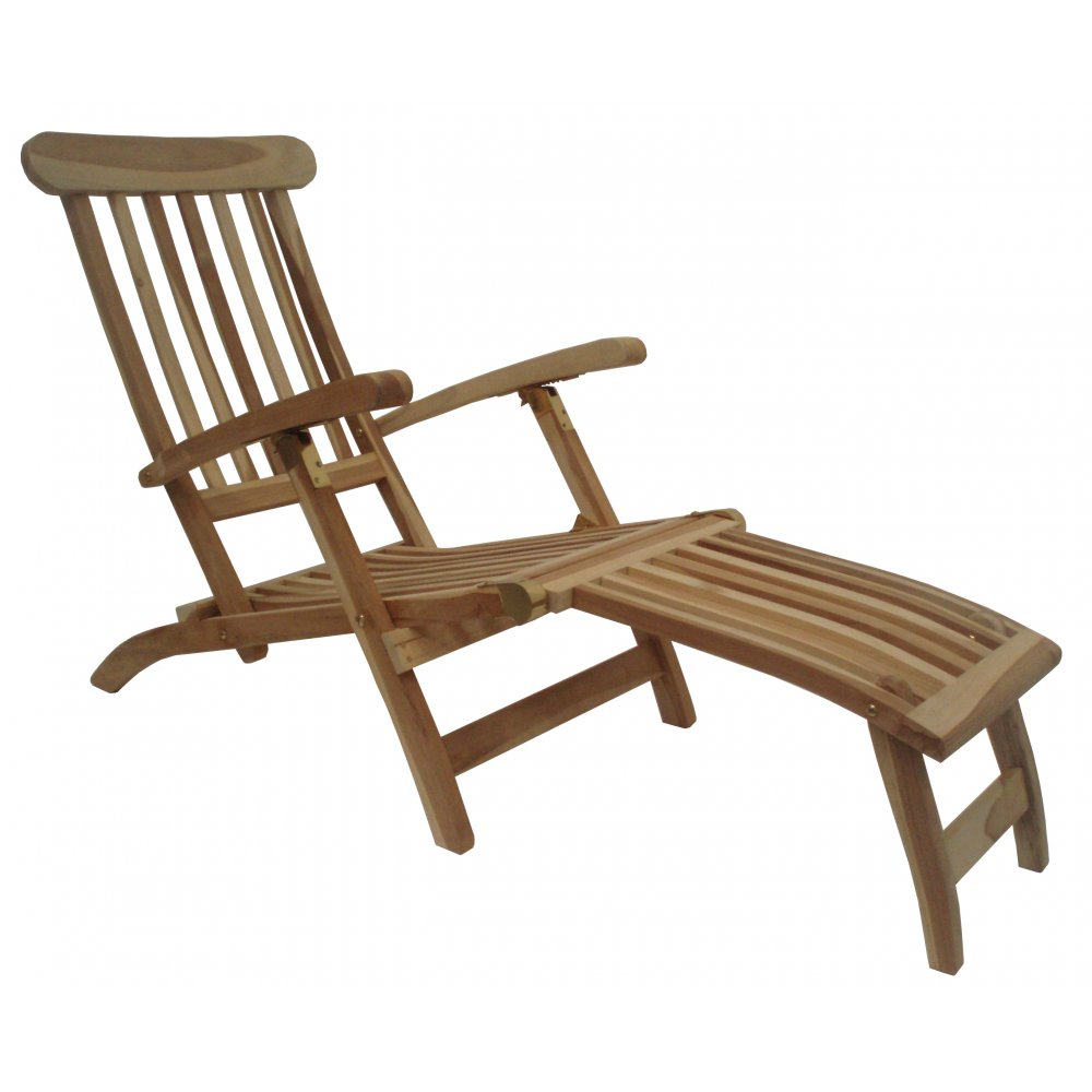 classic lady emily steamer reclining deck chair leader