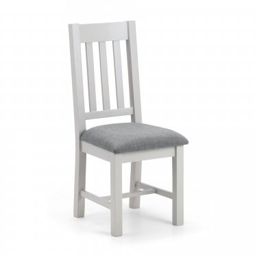 Richmond Taupe Linen Dining Chair