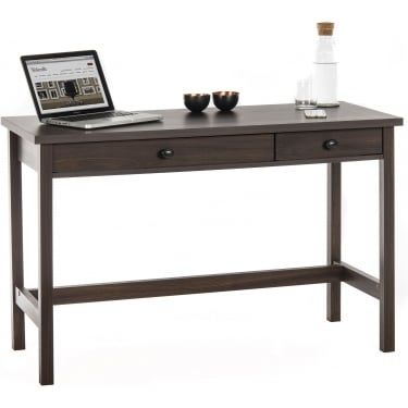 Teknik Rum Walnut Study Desk (5418227)