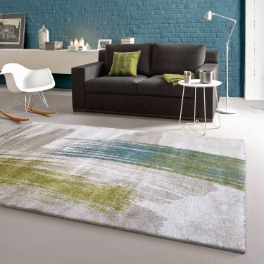 Sahara Weathered Green Rug 170x120cm (56202-367-120170)